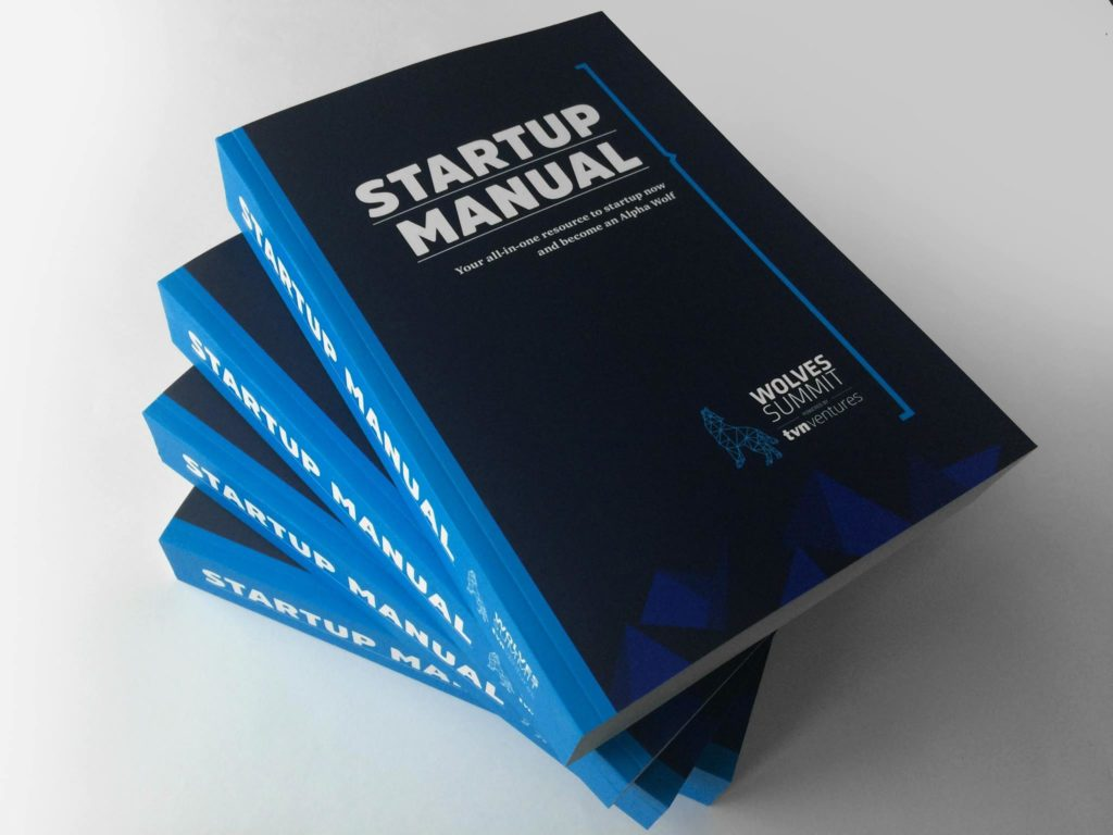 Startup Manual от Wolves summit