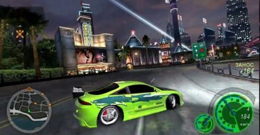 Чит-коды на Need for Speed: Underground 2